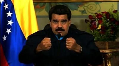 """Maduro, autorizado por la """"ley antiimperialista"""" a legislar frente a la amenaza de Estados Unidos"""