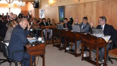 El Concejode Ushuaiale dio luz verde al voto joven en las elecciones municipales