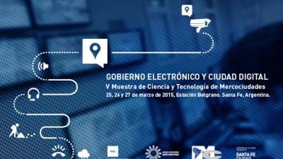 Muestra de Ciencia y Tecnología de Mercociudades en Santa Fe