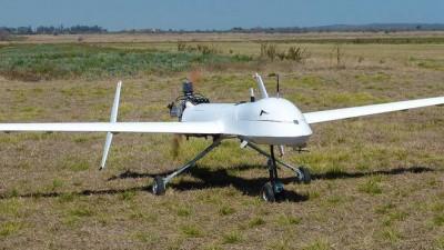 Argentina fabricará aviones no tripulados para cuidar fronteras