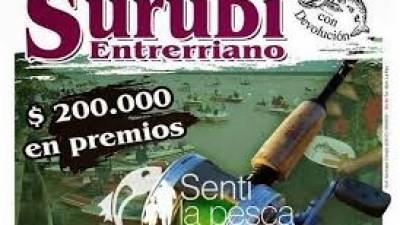 Fiesta del Surubí Entrerriano, La Paz, 28 de marzo