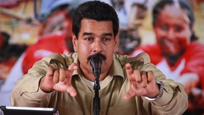 Maduro está más cerca de lograr los superpoderes
