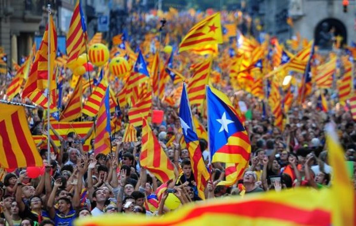 Aumentan los catalanes que se oponen a la independencia