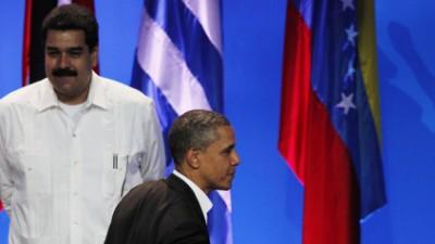 Obama declaró a Venezuela como amenaza a la seguridad nacional