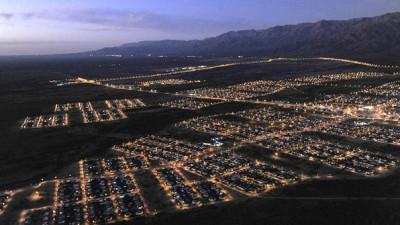 Anunciaron más casas, ciclovías, asfalto y luminarias para La Punta
