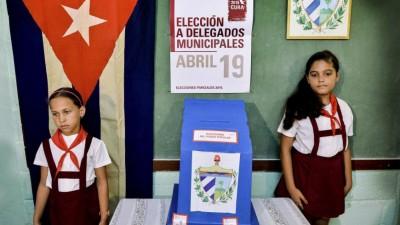 Primeras elecciones con candidatos opositores en Cuba