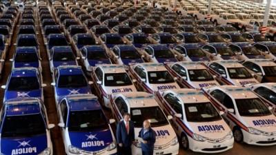 Seguridad: Scioli entregará 500 móviles a municipios