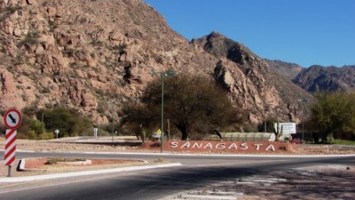 """Sanagasta: """"Muni en Acción"""" ya recorre distintos sectores mostrando productos y servicios"""