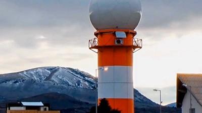 Se instaló en Córdoba el primer radar meteorológico fabricado en el país