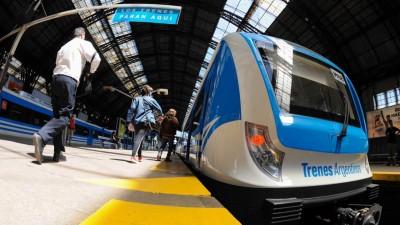 El Senado convirtió en ley la estatización de trenes