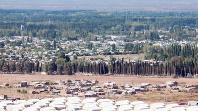 En Plottier suman 900 hectáreas para construir viviendas