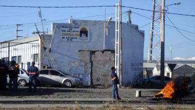 Río Gallegos: Trabajo se declaró incompetente y el gremio recrudece la medida de fuerza