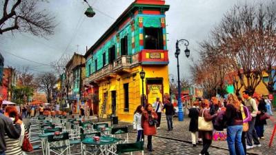 Creció casi 10% la llegada de turistas extranjeros a la Argentina
