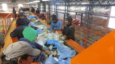 Instalaron en Bariloche la planta de tratamiento de residuos