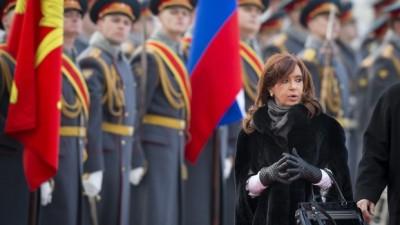 """Cristina ante el foro empresarial en Rusia: """"Argentina es un país para invertir"""""""
