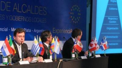 Importante agenda de trabajo tendrá el encuentro de alcaldes en Mar del Plata