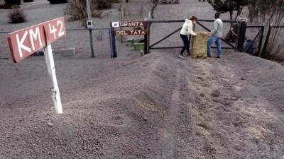 El volcán Calbuco dañó una de las zonas más ricas de Chile