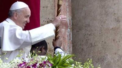 El papa Francisco elogió el acuerdo nuclear alcanzado entre Irán y las potencias