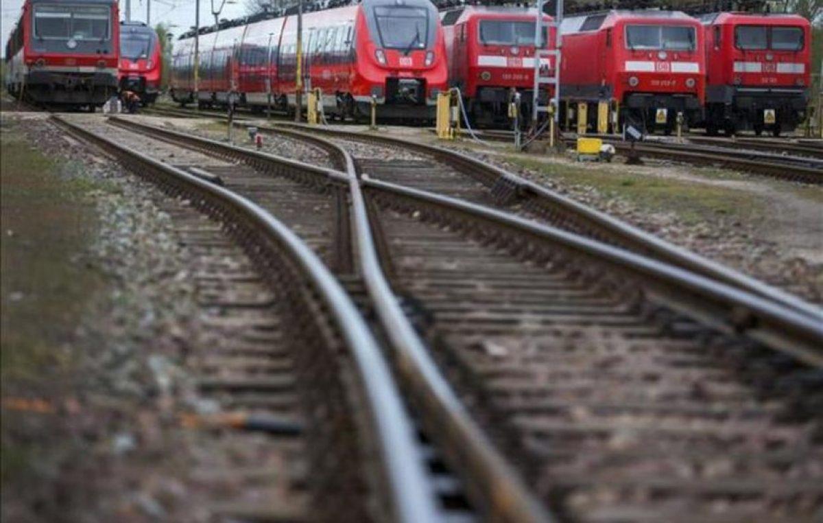 Alemania afronta la huelga de trenes más larga de su historia