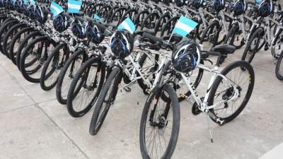 Jujuy: En 15 días ya estaría en la calle la División Bici