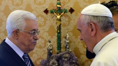 El Vaticano reconoció de manera oficial a Palestina como Estado