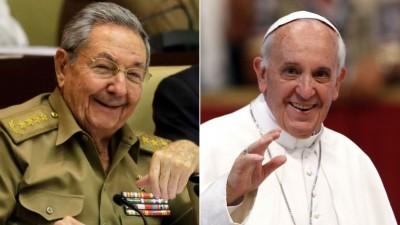 Histórica visita: el Papa Francisco recibirá al presidente cubano en el Vaticano