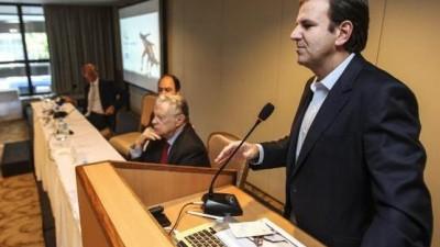 El alcalde de Río descarta que la seguridad sea una preocupación para los Juegos Olímpicos