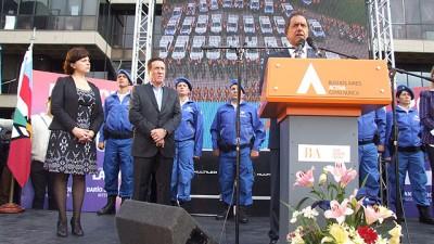 Lanús: Primera promoción de la Policía Comunal