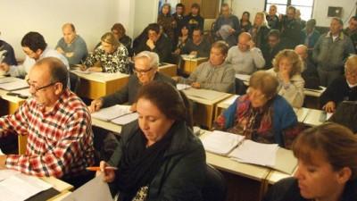 El Concejo de Echeverría aprobó los gastos del Ejecutivo en 2014