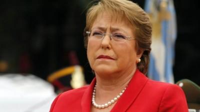 Michelle Bachelet está ahora en la mira por el financiamiento electoral