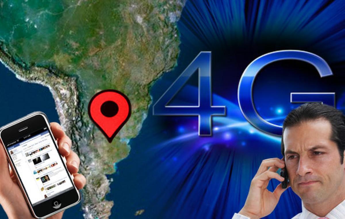 Argentina será uno de los protagonistas del despliegue del sistema 4G en la región