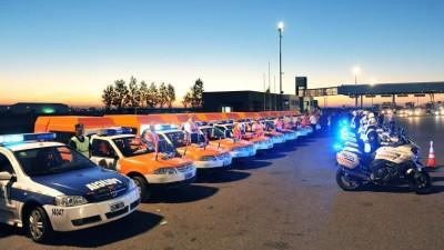 Las políticas de seguridad vial lograron salvar más de 8.000 vidas en accidentes de tránsito
