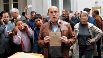 El frenteamplista Daniel Martínez será el intendente de Montevideo según boca de urna