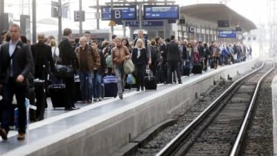 Nueva huelga de maquinistas de trenes en Alemania
