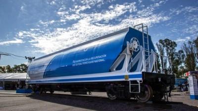 Fabricaciones Militares construirá en Córdoba más de 1.000 vagones de carga de diseño nacional
