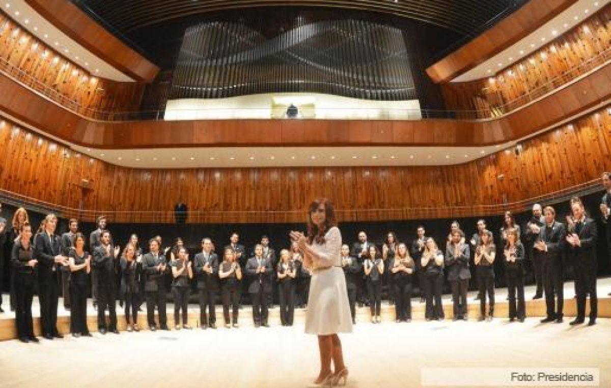 """""""Estamos poniendo en marcha el centro cultural más importante de Latinoamérica"""""""