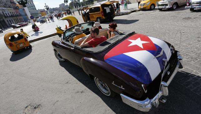 Apertura. Aunque aún hay restricciones, cada vez más norteamericanos van a Cuba