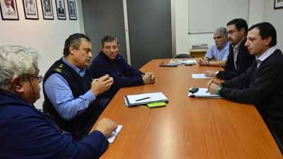 El Municipio de Puerto Madryn reclama la instalación de 40 cámaras de vigilancia