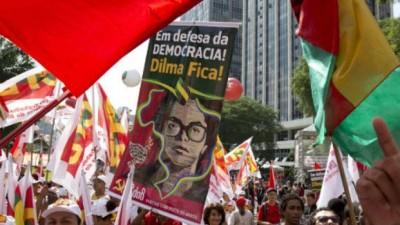 Brasil y un Día de los Trabajadores difícil para Dilma Rousseff, Lula y el PT