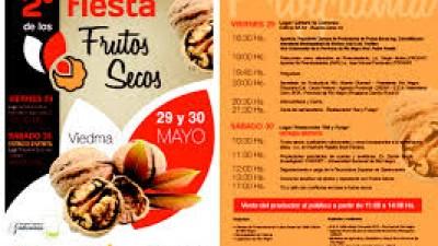 2ºFiesta de los Frutos Secos, Viedma, 29 y 30 de mayo