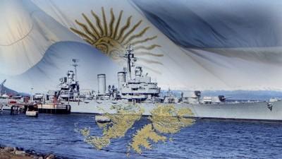 A 33 años del hundimiento del Crucero A. R. A. General Belgrano