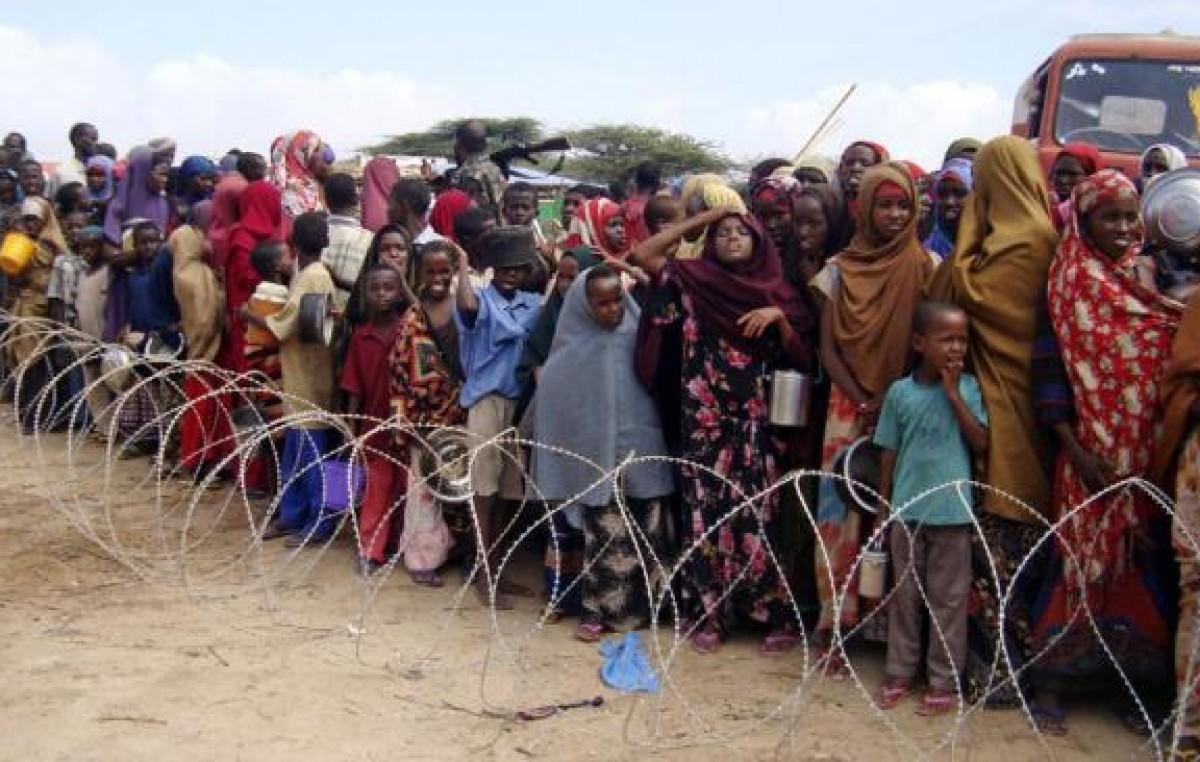 El número de desplazados en el mundo alcanzó la cifra récord de 38 millones de personas
