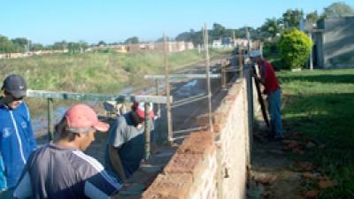 Ejecutan unas 53 viviendas por programa de Nación en Pirané