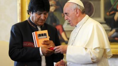 Tensión en Chile: el Papa apoyaría los reclamos bolivianos