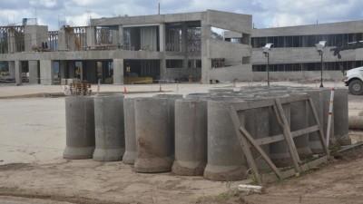 Jujuy: Importantes avances de obra por la nueva Ciudad Cívica