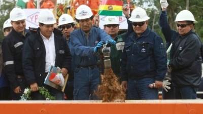Bolivia halla petróleo después de 23 años y casi triplica sus reservas de hidrocarburos líquidos
