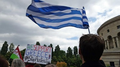 "Grecia busca un ""acuerdo mutuo"""