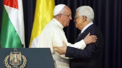El Vaticano reconoció ofialmente a Palestina como Estado