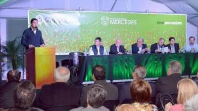 $15 millones en infraestructura para el parque industrial de Mercedes