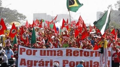 Rousseff anuncia nueva reforma agraria